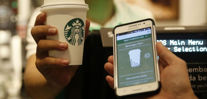 There are already several players in USA that are selling these solutions and apparently are being very well received (he 29% Starbucks orders in US in 2017 They were made through its app).