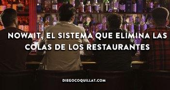 Nowait, el sistema que elimina las colas de los restaurantes