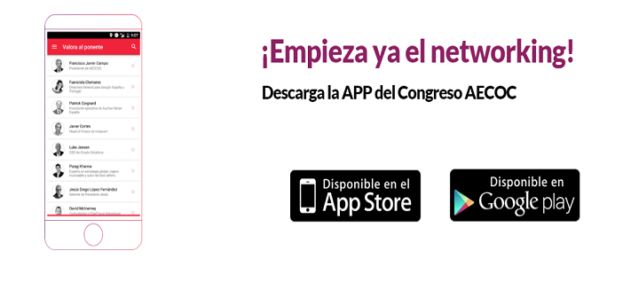 Ximo Puig y Javier Campo abrirán el 32º congreso AECOC del Gran Consumo