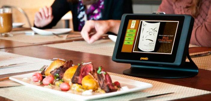 Depuis quelques années, Les innovations technologiques ont été de trouver leur place dans la plupart des entreprises, et manière remarquablement pertinente dans les restaurants. En outre, chaque jour de nouveaux établissements modernes ouvert et numérisé concurrence dans le provoquant secteur est de plus en plus.