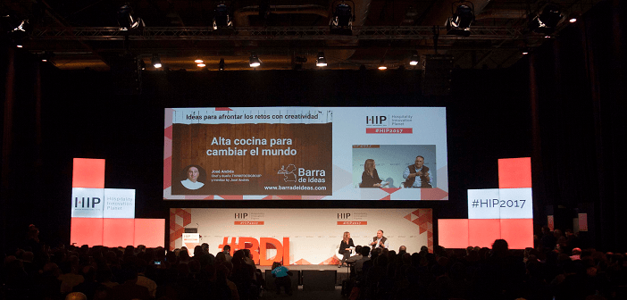 Basque Culinary Center and join HIP paraimpulsar innovation in hospitality