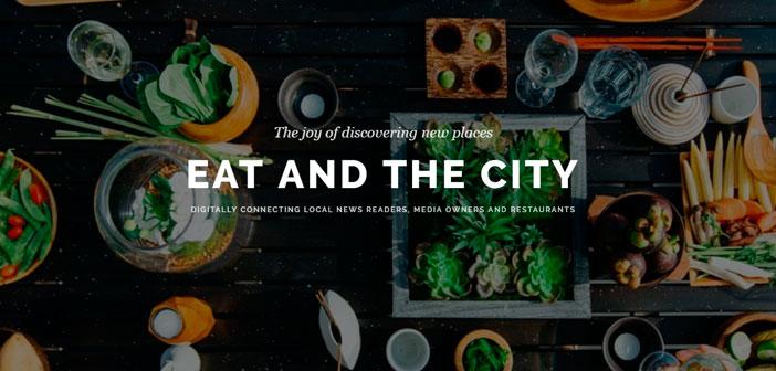L'objectif est de trouver des restaurants basádose de EatAndTheCity à localiser et accompagnés par des examens professionnels et des clients.