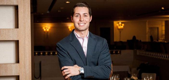 """Manu Balanzino (Le Gourmet Journal), l'hôtelier « doit s'adapter aux nouvelles tendances sans perdre son point de départ. Vous devriez chercher le lien entre ce qu'ils font et l'inclusion des tendances """""""