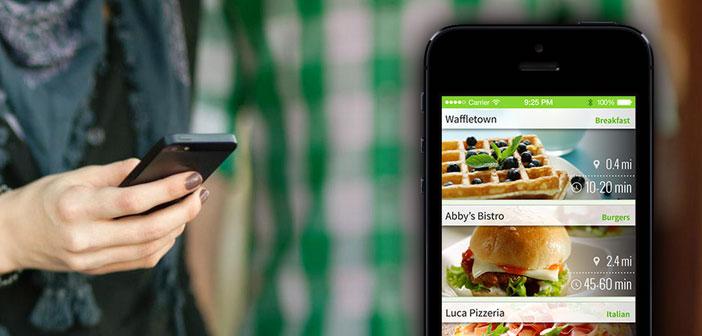 On estime qu'une demande peut rendre les clients de quitter un restaurant ayant économisé environ 20 minutes, de sorte que votre table peut être utilisé par de nouveaux clients plusieurs fois. Cela représente une augmentation du chiffre d'affaires restaurant et une expérience client améliorée.
