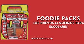Foodie Packs, los nuevos almuerzos para escolares que están causando sensación