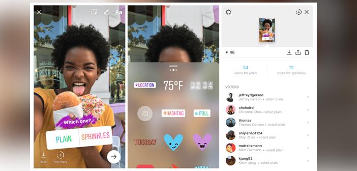 En outre, tandis que Instagram est exécuté sur la base d'un algorithme qui détermine les histoires apparaissent dans votre flux, Les histoires Instagram est purement chronologique. Ce qui signifie qu'il est un outil idéal pour pousser le contenu en temps opportun à votre public.