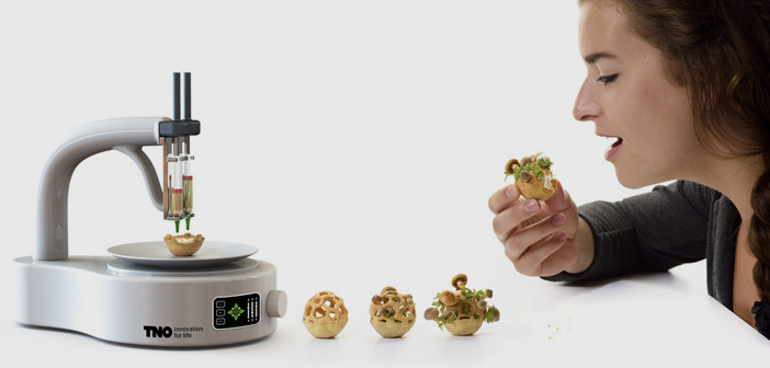 One of the most innovative trends that ultimately are reached Restaurants, food is printing 3D. First, We must demystify the results of something more complex then it always sounds.