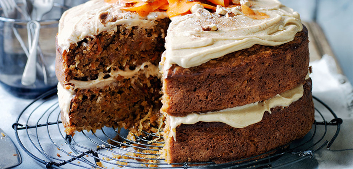 The day 3 We continue with the pastry and one of the favorite desserts in Europe, la Carrot Cake, one of the defendants currently desserts more, They love even those who hate this vegetable.