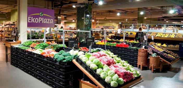 Les supermarchés conventionnels vont céder la place aux exigences écologiques. La première en Europe à ouvrir ses portes a été Ekoplaza, situé à Amsterdam, qui a ouvert un corridor « pas de plastique ».