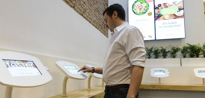 Foster is the first restaurant in Argentina who does not accept cash and the first in South America that has automated the entire process. The concept of this new business is very similar to the grocery store without cashiers Amazon, which opened the first earlier this year in Seattle (U.S).