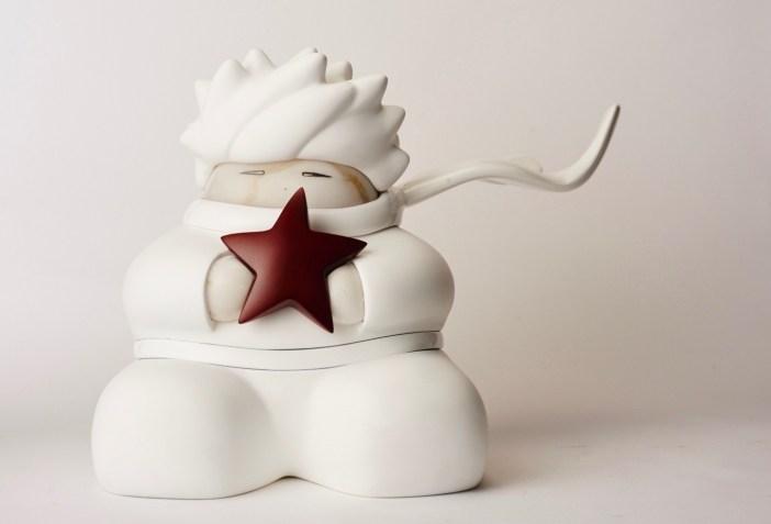 Photographies de sculptures de Marcelo Wong