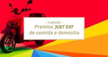 Just Eat convoca la II edición de los premios Comida a Domicilio en España