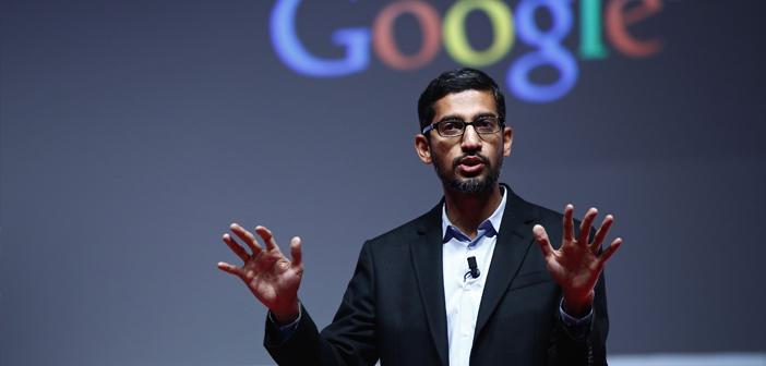 El CEO, Sundar Pichai, presentó una nueva tecnología llamada Google Duplex, que consigue invertir la dirección de comunicación inteligente que hasta ahora había estudiado e imitar la voz humana en una conversación.