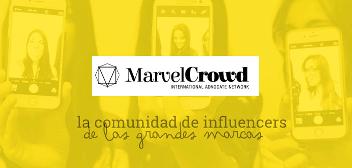 Marvelcrowd has a network with more than 50.000 influencers one 40 countries with a technology platform (fire Manic) with which manage and measure campaigns. Thus, help brands identify, Activate, manage and optimize these networks brandlovers to share their messages, create content, give them feedback on their products, attend events and participate in unique experiences.