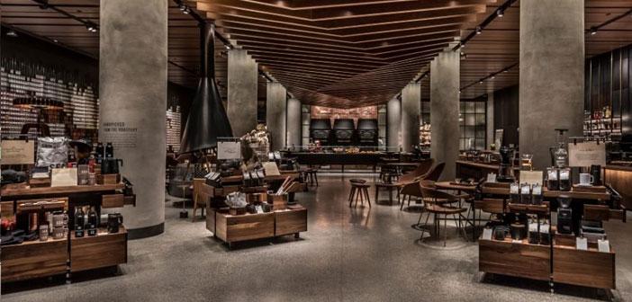 Starbucks Reserve Ils rejoignent la déjà large éventail de magasin de modalités avec le café omniprésent: las Réserve Roasteries, barres de réserve, la mise en place expresse de Wall Street et les boulangeries nouvellement acquises Princi Boulangerie.