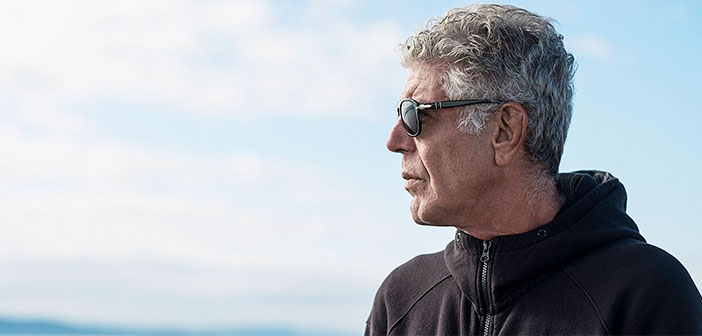 Anthony Bourdain has left the 61 years, but leaves a long and rich legacy of more than two decades, since his ascension occurred back in 1999 thanks to his passion for writing rather than the kitchen.