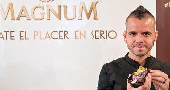 El helado Magnum del chef Dabiz Muñoz revoluciona las redes sociales