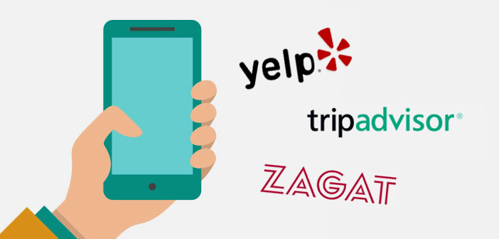 Pages TripAdvisor, Yelp, And even Zagat reviews sections of major search engines devote many resources against online fraud.
