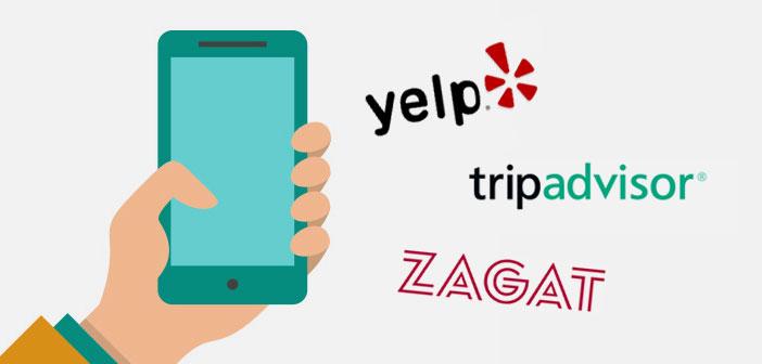 Páginas como TripAdvisor, Yelp, Zagat e incluso las secciones de reseñas de los principales motores de búsqueda dedican muchos recursos contra el fraude en la red.
