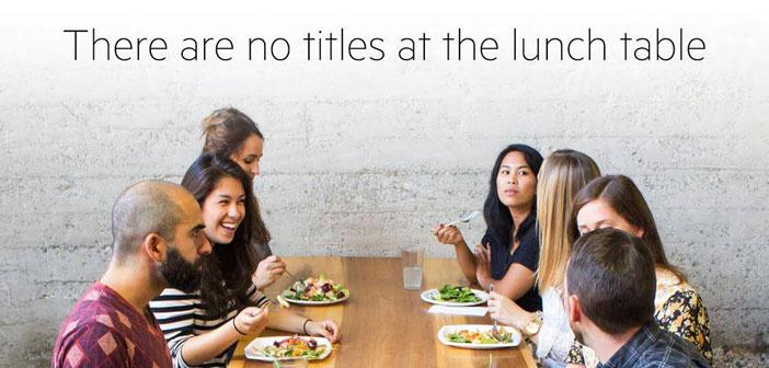 Aquellas oficinas que han mudado su enfoque con base a estos datos han experimentado cambios radicales. Beth Monagham de InkHouse ha sido una de las pioneras que han accedido a probar las bondades de la comida gratis en el trabajo.