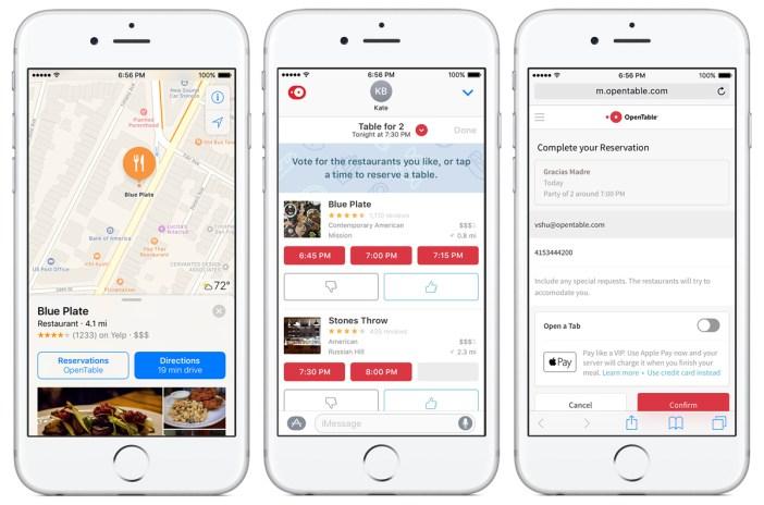 Existen muchos negocios orientados a la gestión de reservas para restaurantes. Gran parte de los mismos son conocidos habituales de los restauradores: Yelp, OpenTable, TripAdvisor, Google…
