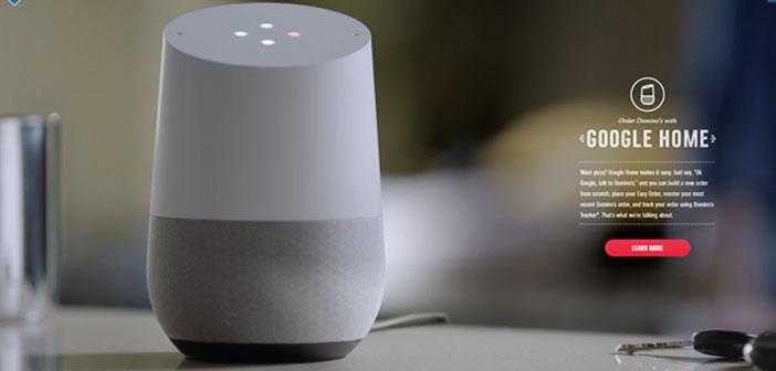 Se ve que la demostración técnica del Google Home ha provocado toda una avalancha de iniciativas. Nadie se quiere quedar atrás en lo que se ve como otra ola de una transformación digital de los negocios, que continúa incesante.