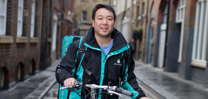 Will Shu, fondateur Deliveroo, une OPV était teintée « d'une manière logique » compte tenu de l'évaluation du marché atteint.