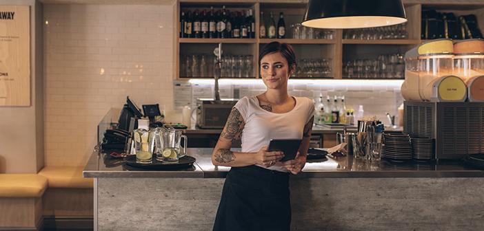 Los restaurantes se preparan ante la llegada de la cultura «todo al alcance de un botón» gracias a IoT