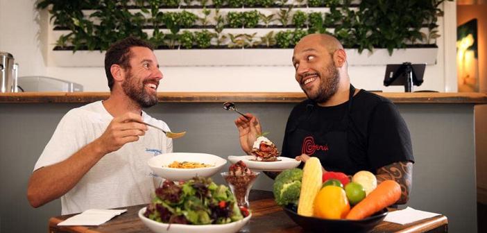 Por supuesto, la demanda de establecimientos veganos no ha pasado desapercibida para muchos restauradores. Es el caso de la pizzería Gigi de Marco Matino, ubicada en Sidney (Australia).
