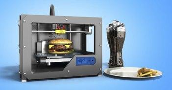 El uso de impresoras 3D de alimentos en los restaurantes de España y el mundo