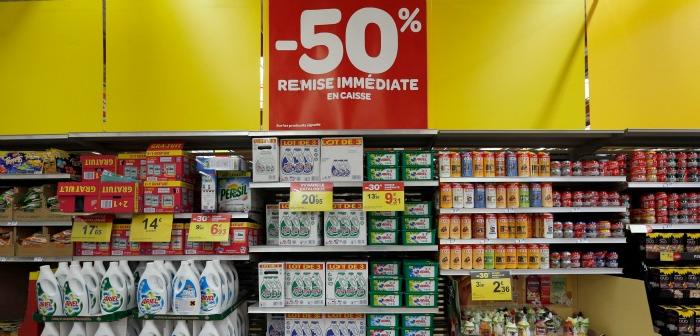 En febrero de 2016 Francia se convirtió en el primer país del mundo en imponer la donación de alimentos sobrantes a supermercados por ley.
