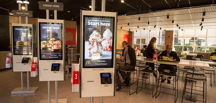 While McDonald's is quick to deny the job losses caused by its interactive kiosks, the reality is not so clear.