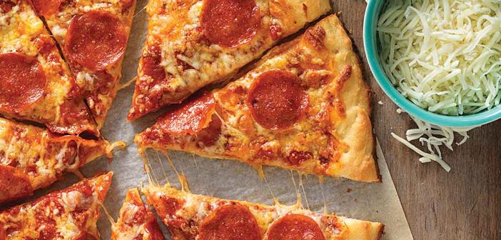 Receta de pizza sin gluten