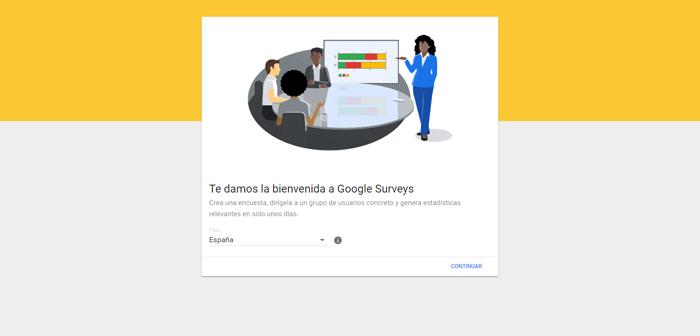 Para sacar conclusiones significativas se entrevistó a 500 usuarios mediante Google Surveys. Los principales puntos de interés extraídos fueron los que se hacen constar a continuación.