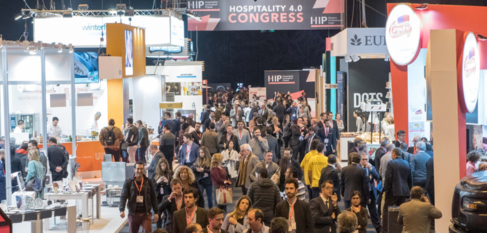 HIP est devenu l'événement annuel le plus important horeca en Europe et rassemble les organisations multilatérales et les communautés d'affaires de l'Espagne et du Portugal. Votre congrès est une occasion unique d'analyser les tendances et opportunités, et d'explorer les principaux défis de l'industrie, fournir une valeur et partager les connaissances avec les professionnels.
