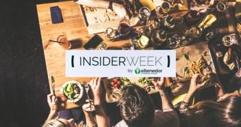 Solidaridad y vanguardia gastronómica se unen en la nueva edición de Insider Week by ElTenedor