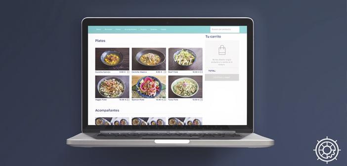 Livraison Tiller, une nouvelle société de services VPT Tiller Systems qui permet aux restaurateurs de créer votre propre commande de page Web. Avec la livraison Tiller vous pouvez construire un site facile, moderne et fonctionnel en quelques clics. En outre, Il est directement intégré dans le point de vente, vous permettant de gérer toutes vos données en un seul endroit.