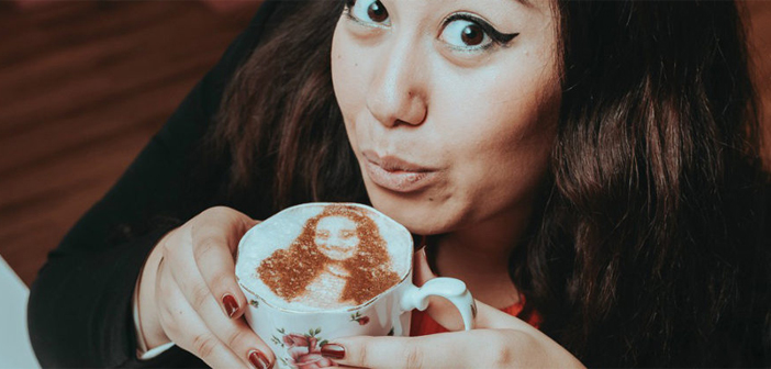 "Discover the new trend related to restaurants and foodies: The 10 best ""selfieccinos"" Instagram, or new selfies printed on your cappuccino"