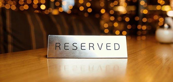 Catégorie présente ses excuses à réserver, son concurrent direct sur les réservations pour les restaurants, un cas de concurrence déloyale OpenTable présente ses excuses parce qu'un employé a fait de fausses réserves sur le site de la compétition