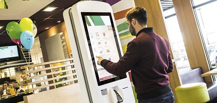 ¿Destruirán empleo los nuevos kioscos interactivos de McDonald's? ¿Will destroy jobs new interactive kiosks McDonald's?