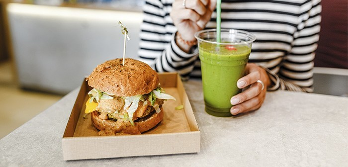 The Good Food Institute publica su informe y muestra un crecimiento de los alimentos vegetales en los restaurantes