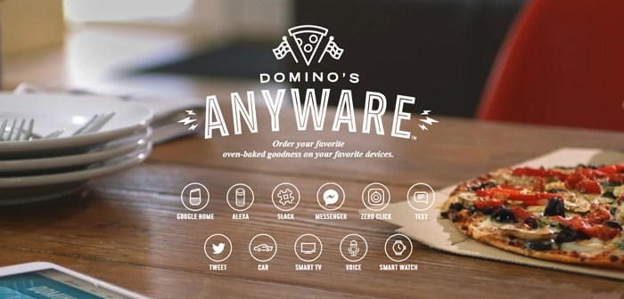 Domino's Pizza, el mejor ejemplo de omnicanalidad en restaurantes gracias a su sistema AnyWare