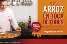 Murcia acogerá la final de la 3ª Edición del concurso Mejores Arroces de Unilever Food Solutions