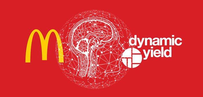 de McDonald achète une intelligence artificielle de l'entreprise pour prédire les commandes des clients