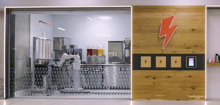 L'expansion de la cuisine robotique continue en Californie, Pour la cafétéria Bbox