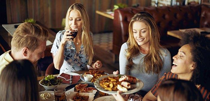 Un estudio descubre las claves por las que los clientes eligen un restaurante