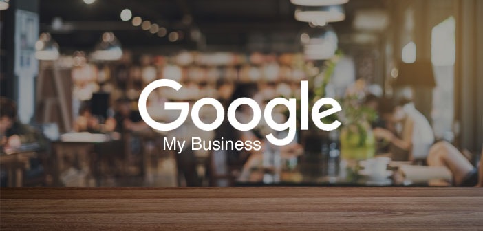 "Getting the best from the ""Publications"" of Google My Business for restaurants."