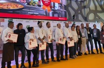 Juan David Couñago Freire de Mala Sangre Food & Club gana la gran final de Mejores Arroces 2019