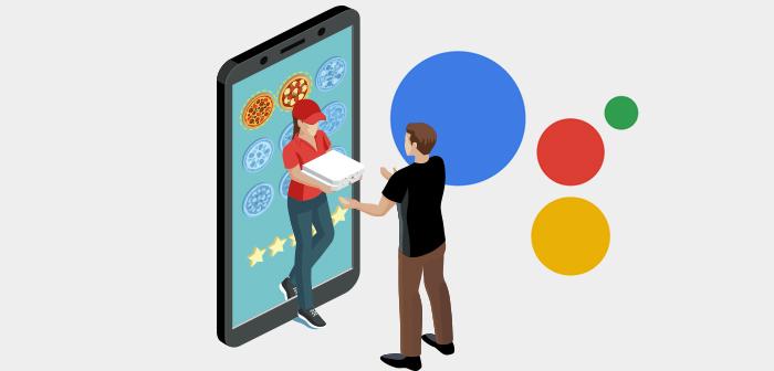 Google se lanza a por la comida a domicilio con toda su maquinaría tecnológica