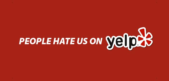 Para ello planeó dinamitar su propio renombre en las redes y al mismo tiempo capitalizar sobre el descabellado plan. ¿Cómo? Un simple mensaje a la vista de todo el mundo rezaba: «¡Concédenos una reseña de una estrella en Yelp y obtén un 25% de descuento en cualquier pizza! Ódianos en Yelp».